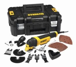 DeWalt Multi-Tool Set, 300 W, oszillierend, DWE315KT - 1